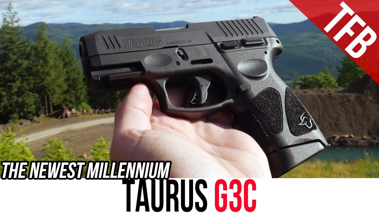 NEW Taurus G3C - First Impressions