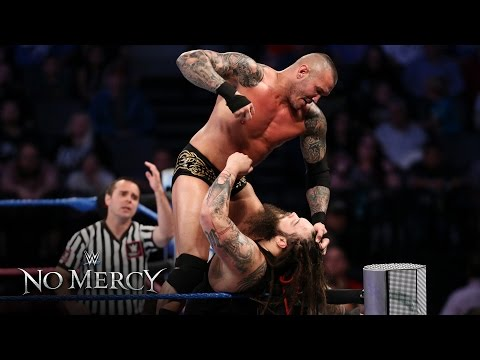 Bray Wyatt reverses Randy Orton's RKO attempt: WWE No Mercy 2016