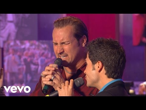 Michael English, Bill Gaither, Mark Lowry, Wes Hampton - Temporary Home [Live]