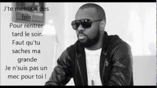 Vitaa Ft. Maitre Gims - Game Over Paroles