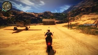 Just Cause 2 - Trailer & Free Roam Gameplay