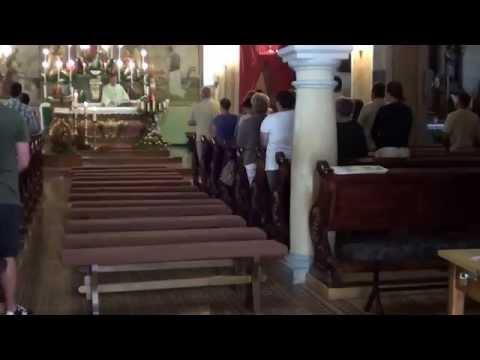 Ludbreg 2014 08 06 Cud Eucharystyczny - Chorwacja ważne