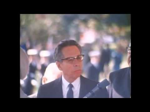 The President: October 1967. MP889.