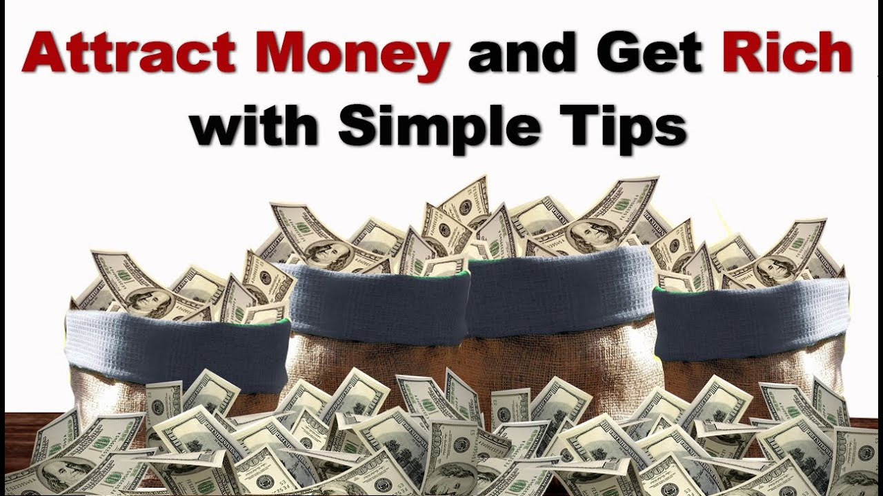 The easiest ways to attract success and wealth