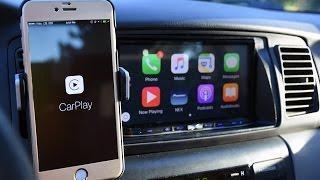 Apple CarPlay review!
