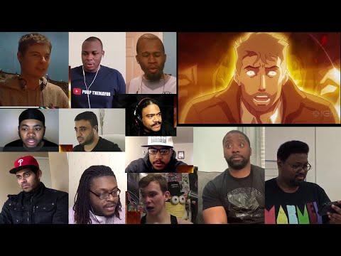 Justice League Dark: Apokolips War Trailer Reaction Mashup