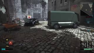 Deus Ex: Mankind Divided - Civilians Go Insane