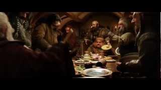 """Хоббит: Нежданное путешествие: (Русский трейлер) """"2012"""" HD"""