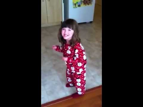 Potty training accident. - YouTube