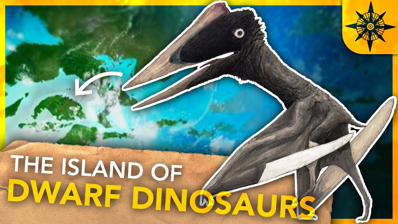 The Island of Dwarf Dinosaurs | Island Biogeography 3