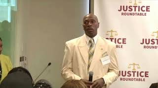 Rudolph Norris - Conversations on Justice (March 31, 2016)