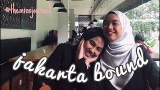 Jakarta Bound | #theminsjournal | Vlog