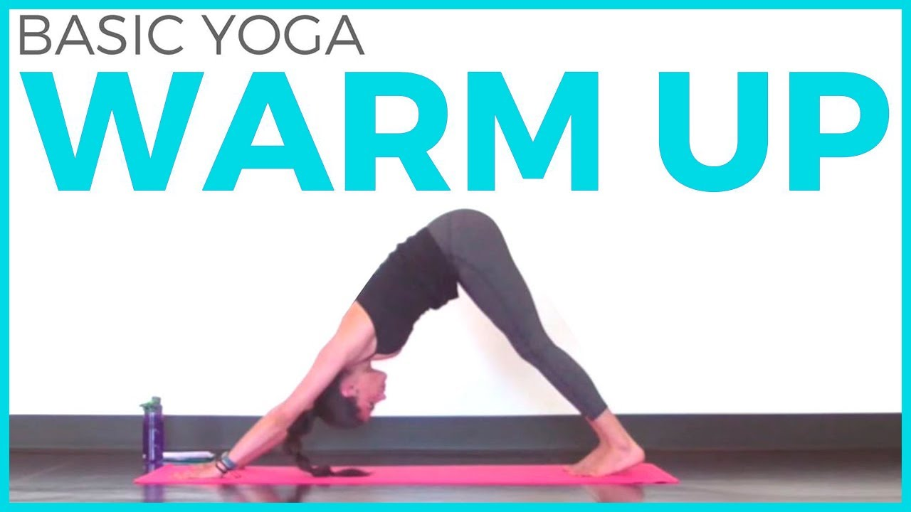 Basic Yoga Warm Up - YouTube