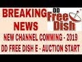 DD Free Dish New Channel Coming Soon - New Update 2019