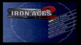 WORST FLYING GAME EVER!! Iron Aces 2 Birds of Prey PS2