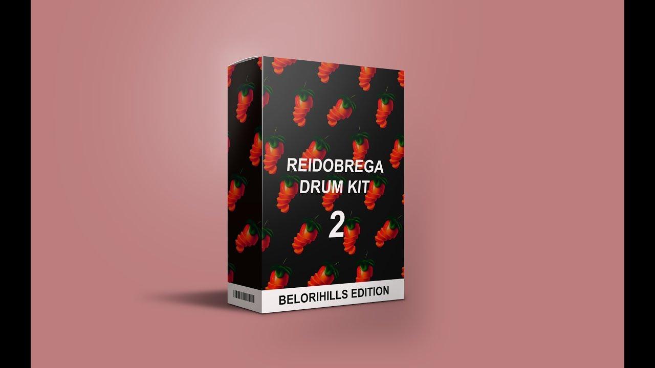 ReiDoBrega Drum Kit 2 (BELORIHILLS EDITION)