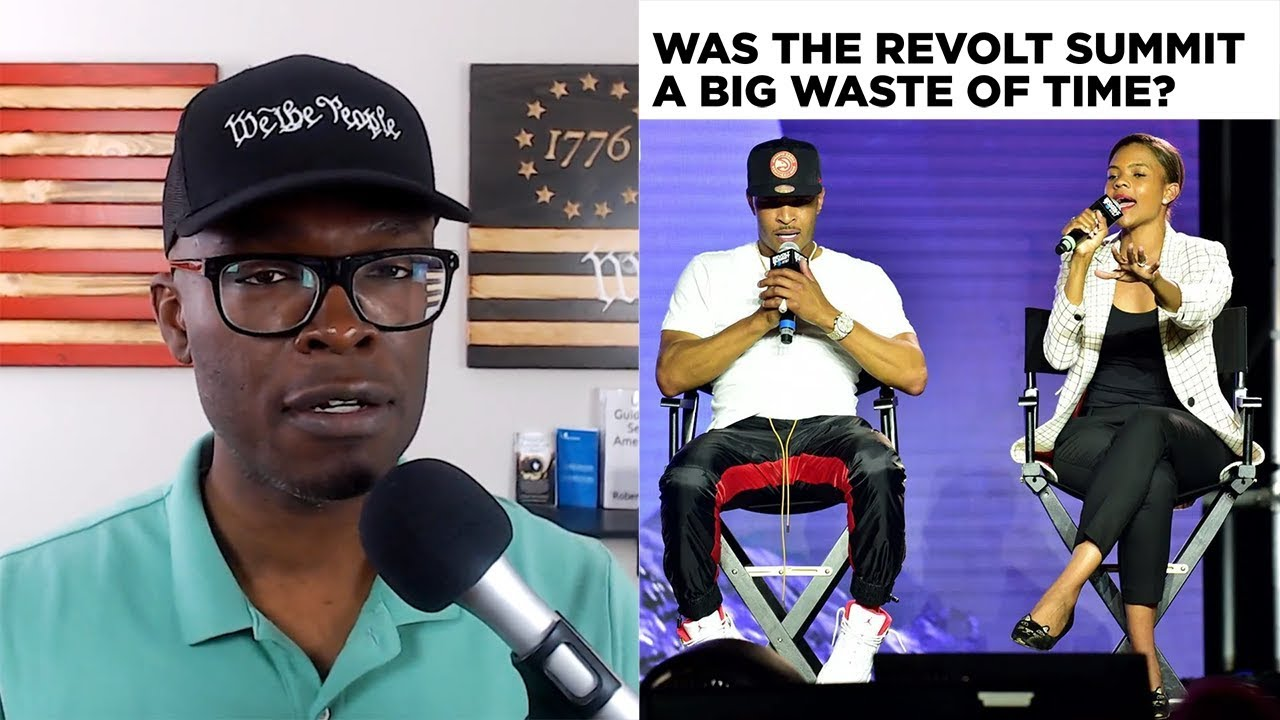 ABL TI vs Candace Owens And Revolt Summit Panel Analysis / Reaction