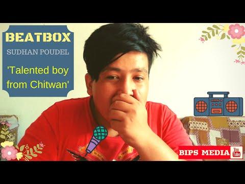 Sudhan Poudel Amazing Beatbox From Chitwan | सुधन पौडेलले मुख बाटै बजाए दामी बाजा