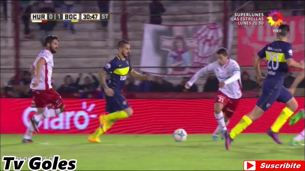 CA Huracan 1-1 Boca Juniors