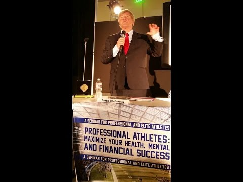 Leigh Steinberg part 2 - Athletes Health, Concussions  Seminar Los Angeles 2016