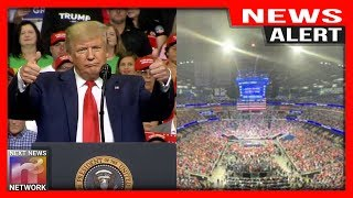 ALERT: Trump Takes Stage Seconds Later 2020 History is Made - Supporters Go NUTS!!!