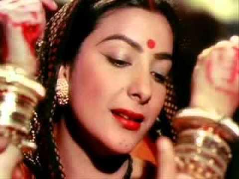 HOLI AYEE RE KANHAI SHAMSHAD BEGUM FILM MOTHER INDIA MUSIC NAUSHAD ALI.