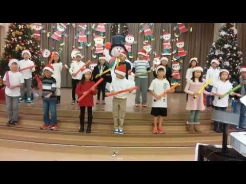 Joy to the World Boomwhackers - 3rd Grade
