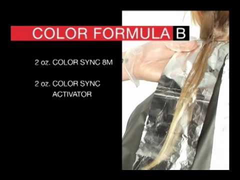 Matrix Color Sync Color Dimension How To Video Youtube