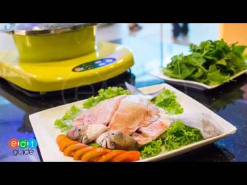 อาหารของเกียง้วนมหาชัยซีฟู้ด สาขา Central Rama 9
