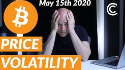 Bitcoin VOLATILITY! - Current Bitcoin Price [May 15th 2020]