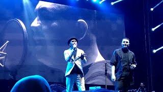 Cover images Adu Rayu - Tulus ft Glenn Fredly & Yovie ( Live at Tur & Festival Sewindu Tulus 2019 )