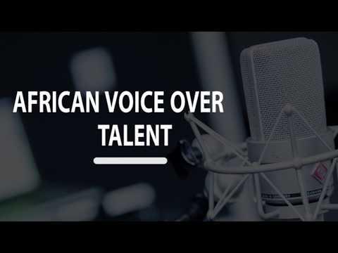 Nigerian Voice over Artist | African Voice Talent | Voiceover