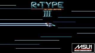 SNES MSU1 R-Type III: The Third Lightning