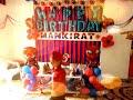 Spiderman birthday party theme/ideas