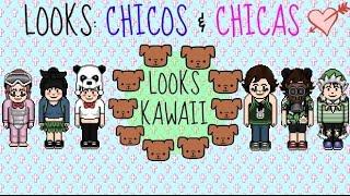 Habbo: Looks Para Chicos y Chicas ♥