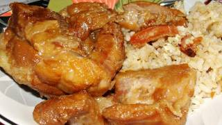 Sweet Sour Spareribs