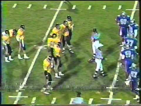 1989 Florida State Championship Dillard vs Merritt Island 1st Quarter