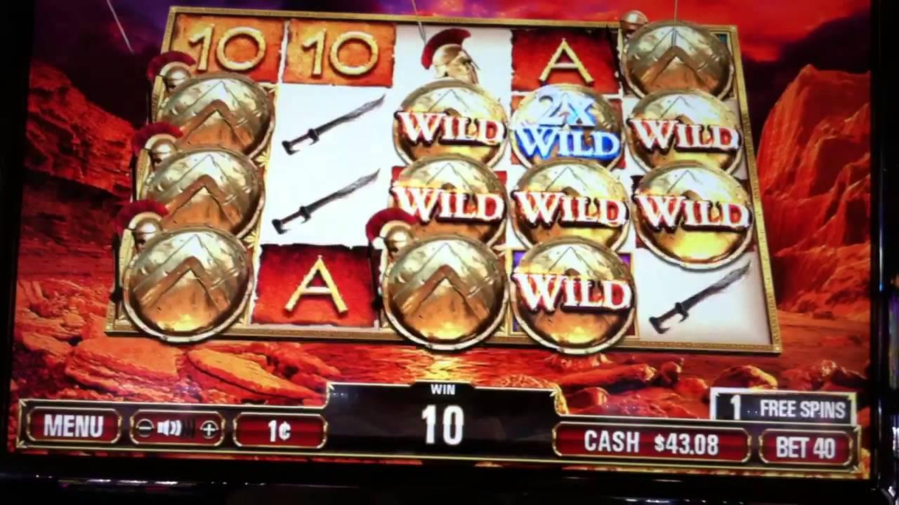 Leonidas Slot Machine