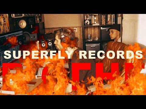 Мак Сима Мгла о том, как сгорела студия SuperFly Records