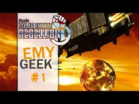 Let's Play Sins Of A Solar Empire : Rebellion [FR] – Episode 1
