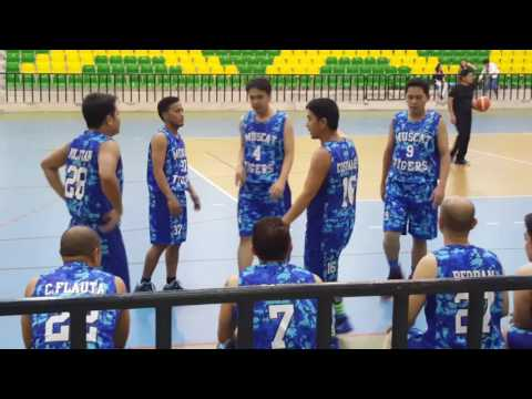 Game 4 Muscat Tigers vs. Lenz Buddies Sept 9 2016