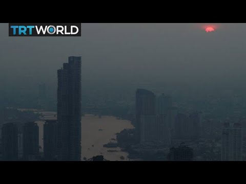 Bangkok Air Pollution: Authorities to make it rain to fight pollution