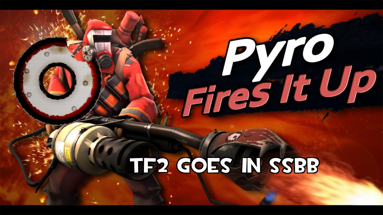 Awesome Cute Skull Wallpapers Tf2 Goes In Ssbb A Team Fortress 2 Super Smash Bros