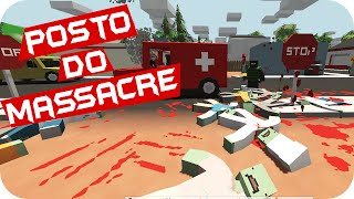 Unturned - Posto do Massacre #22