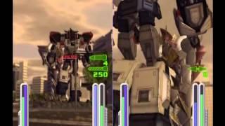 R.A.D Robot Alchemic Drive : Vavel vs Asmodeus Versus Mode