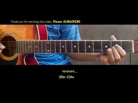 Banal na Aso, Santong Kabayo Guitar chords