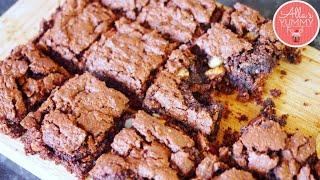 Best Vegan Chocolate Brownies Recipe | Tefal Cake Factory
