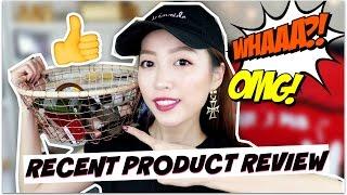 我用什么化妆品?聊聊近期热门彩妆产品+吐槽!! thumbnail