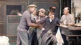 Mabel's Married Life (1914) - CHARLIE CHAPLIN \u0026 MABEL NORMAND - Mack Sennett - color - full version