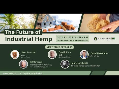 The Future of Industrial Hemp